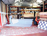 A massive range of carpets at wholesale prices