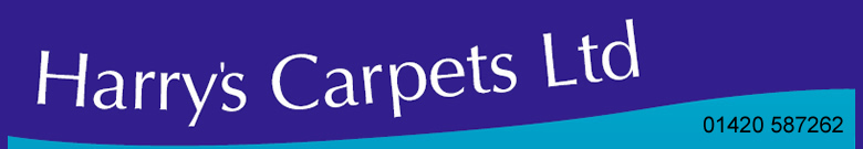 Harry's Carpets - great carpet range based in Alton, Hampshire